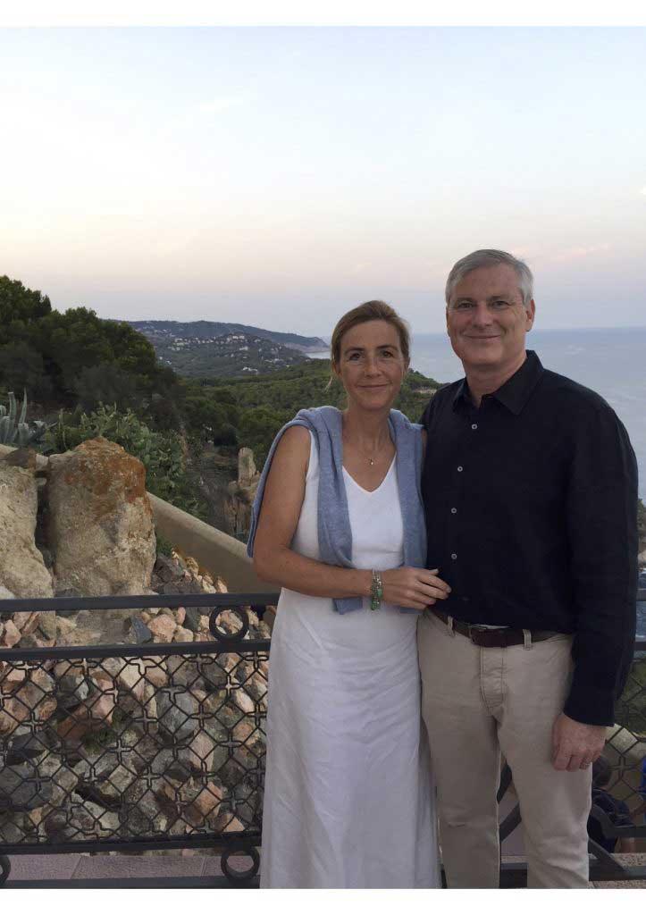 Rachel & Gerry